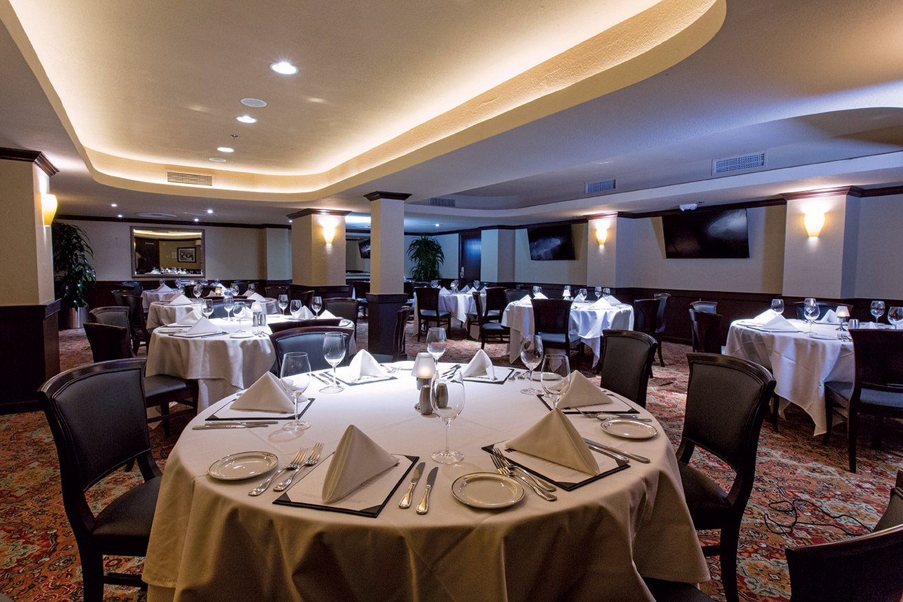 Truluck's Austin Downtown private dining room - The Naples Room