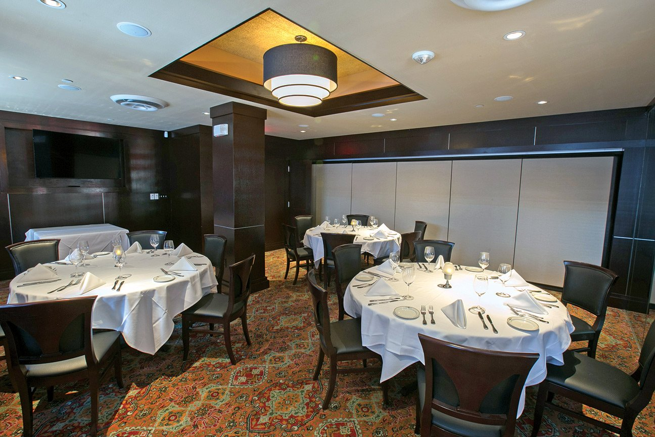 Truluck's Austin Downtown private dining room - The Sonoma Room