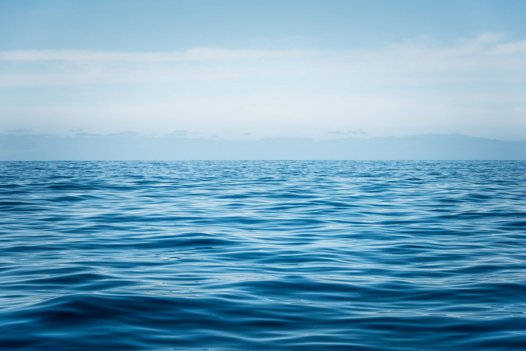 picture of A clear blue sea