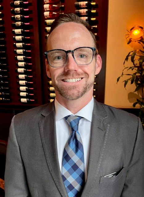 picture of Chris Jones, General Manager of Truluck's Austin downtown