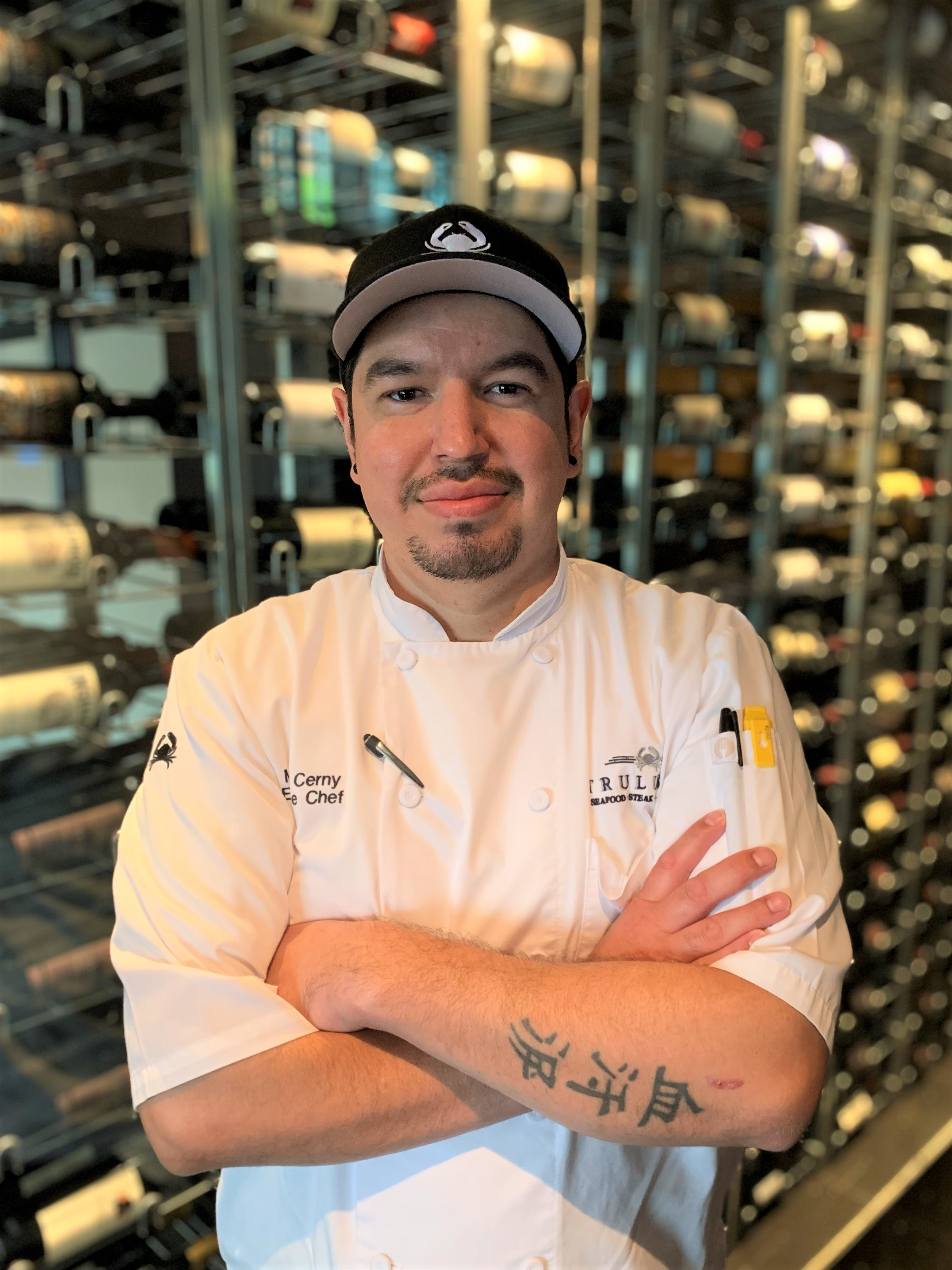 picture of Chef Michael Cerny