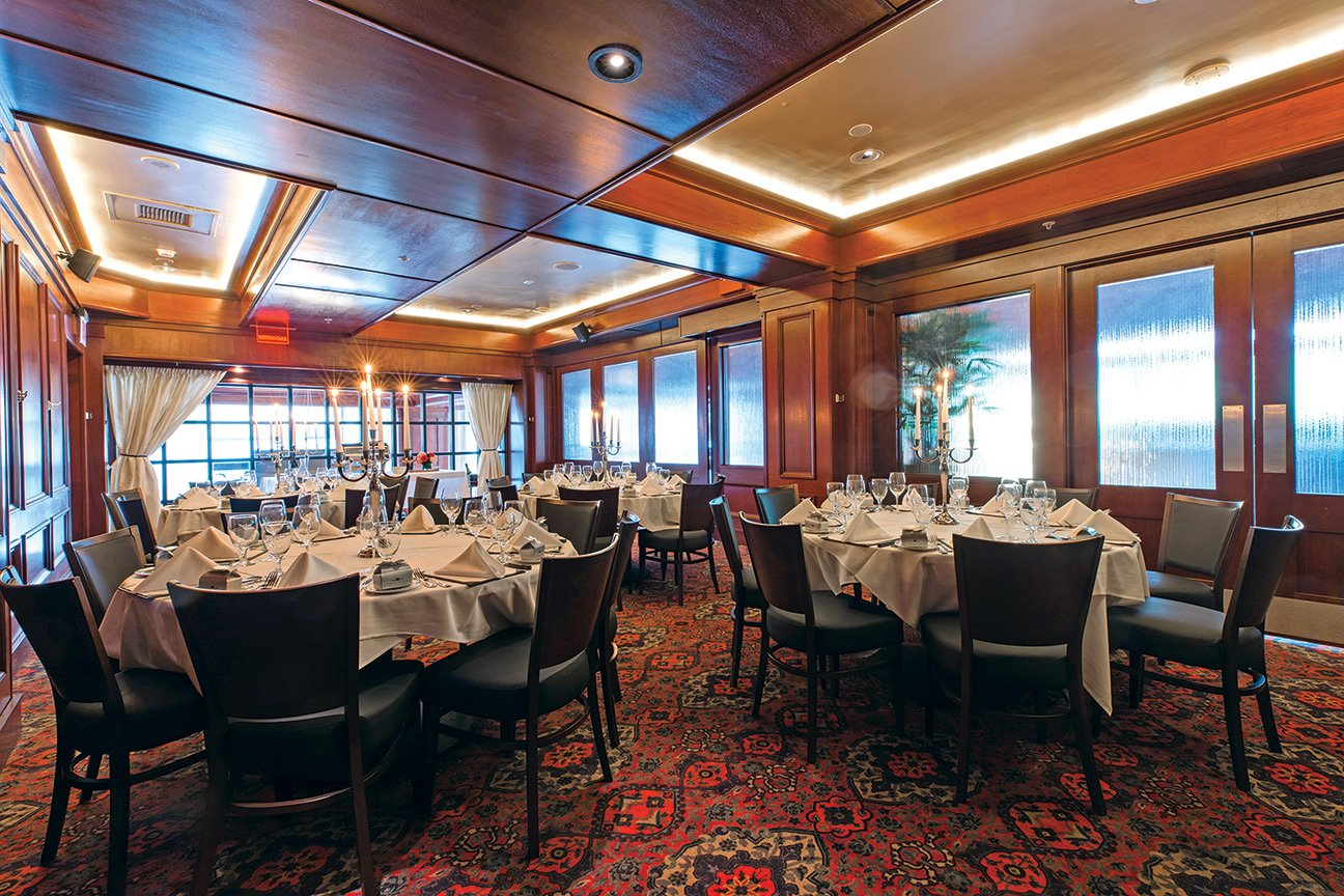 picture of Truluck's Chicago private dining room - The Chestnut Room