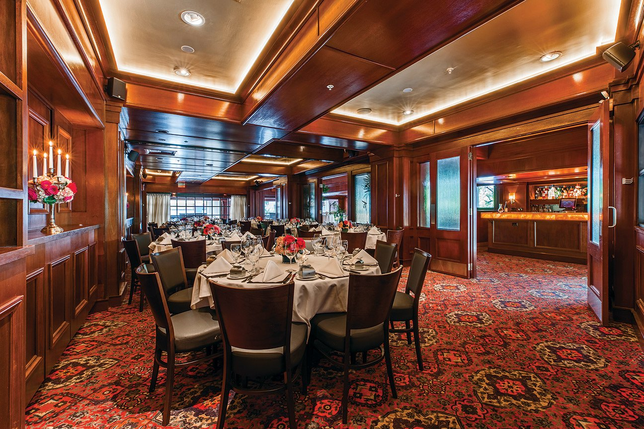 picture of Truluck's Chicago private dining room - The Gold Coast Room