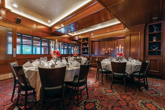 picture of Truluck's Chicago private dining room - The Rush Room