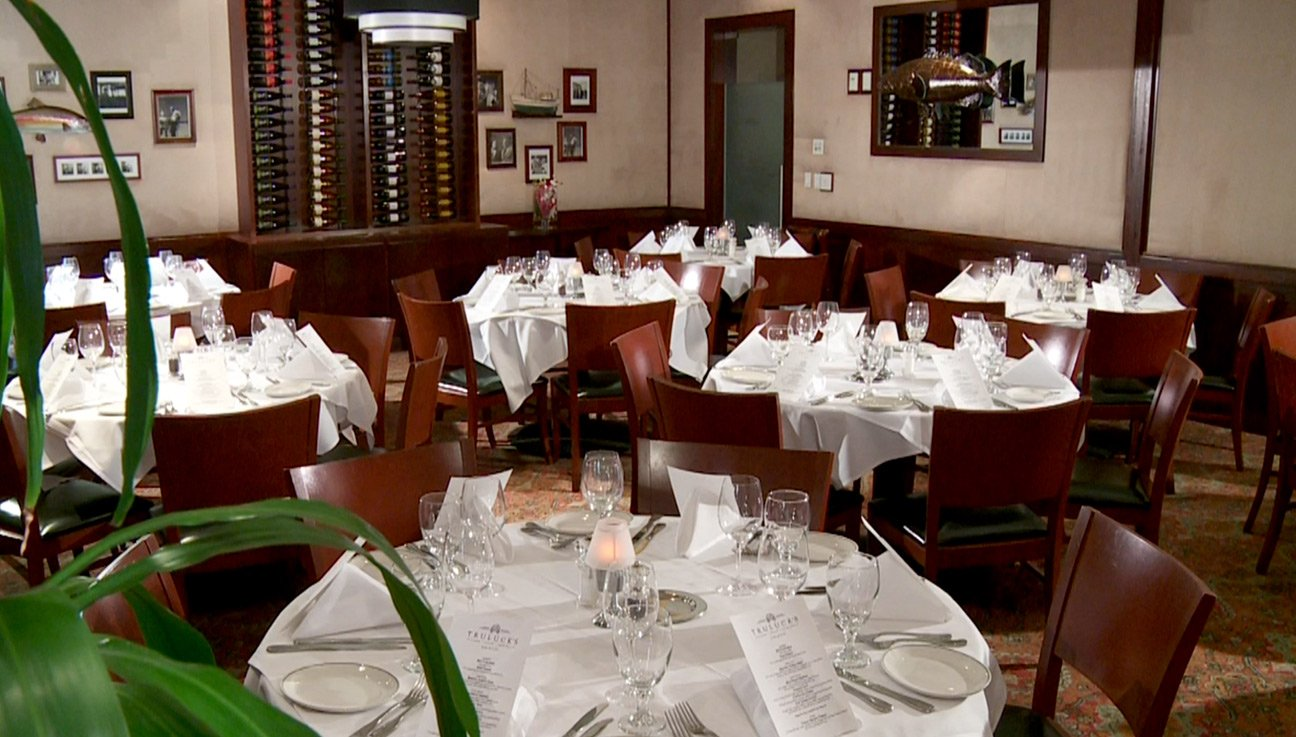 picture of Truluck's LaJolla private dining room - The Sonoma Room