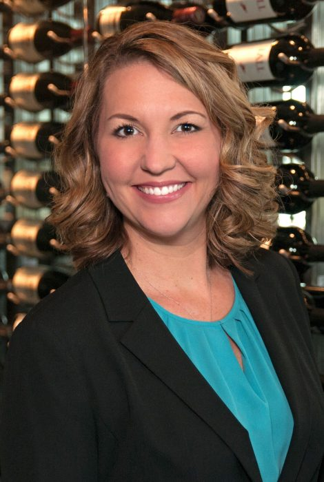 Kelly Barber, CPCE - Truluck's Director of Events
