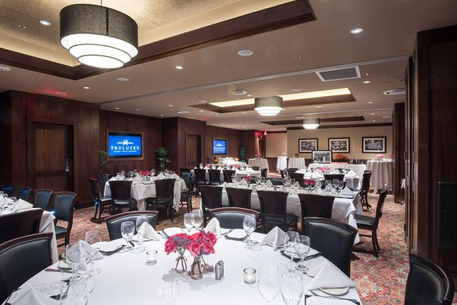 picture of Truluck's Dallas private dining room Naples 1, 2 and 3