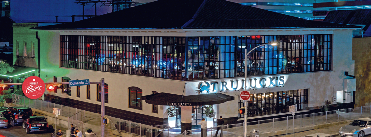 picture of Truluck's Austin Downtown exterior
