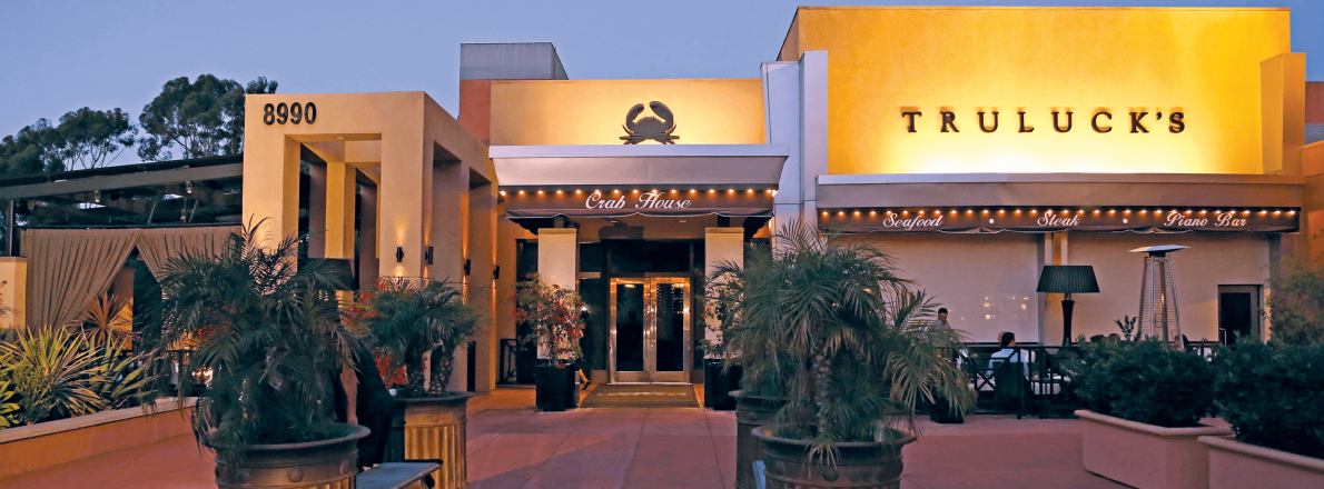 Exterior shot of our La Jolla location