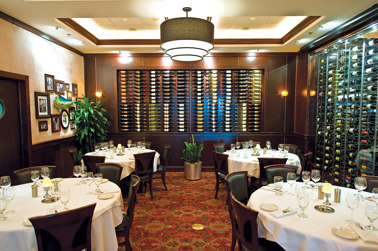 picture of Private dining room in our Miami location