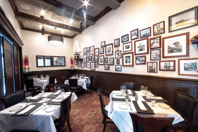 picture of Truluck's Naples private dining room - The Naples Room