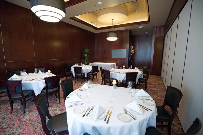 picture of Truluck's Dallas private dining room Naples 1