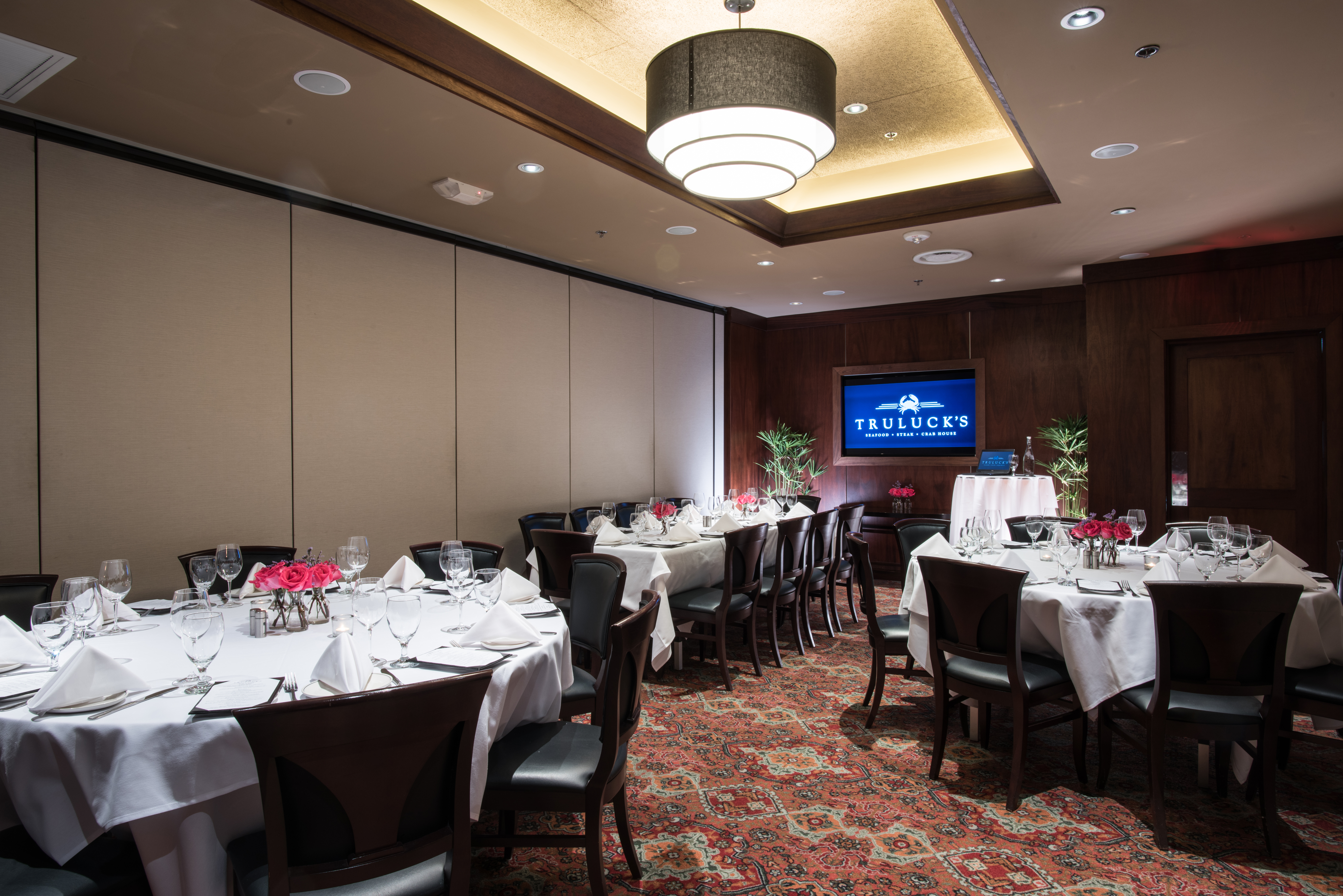 Truluck's private dining room Naples 2