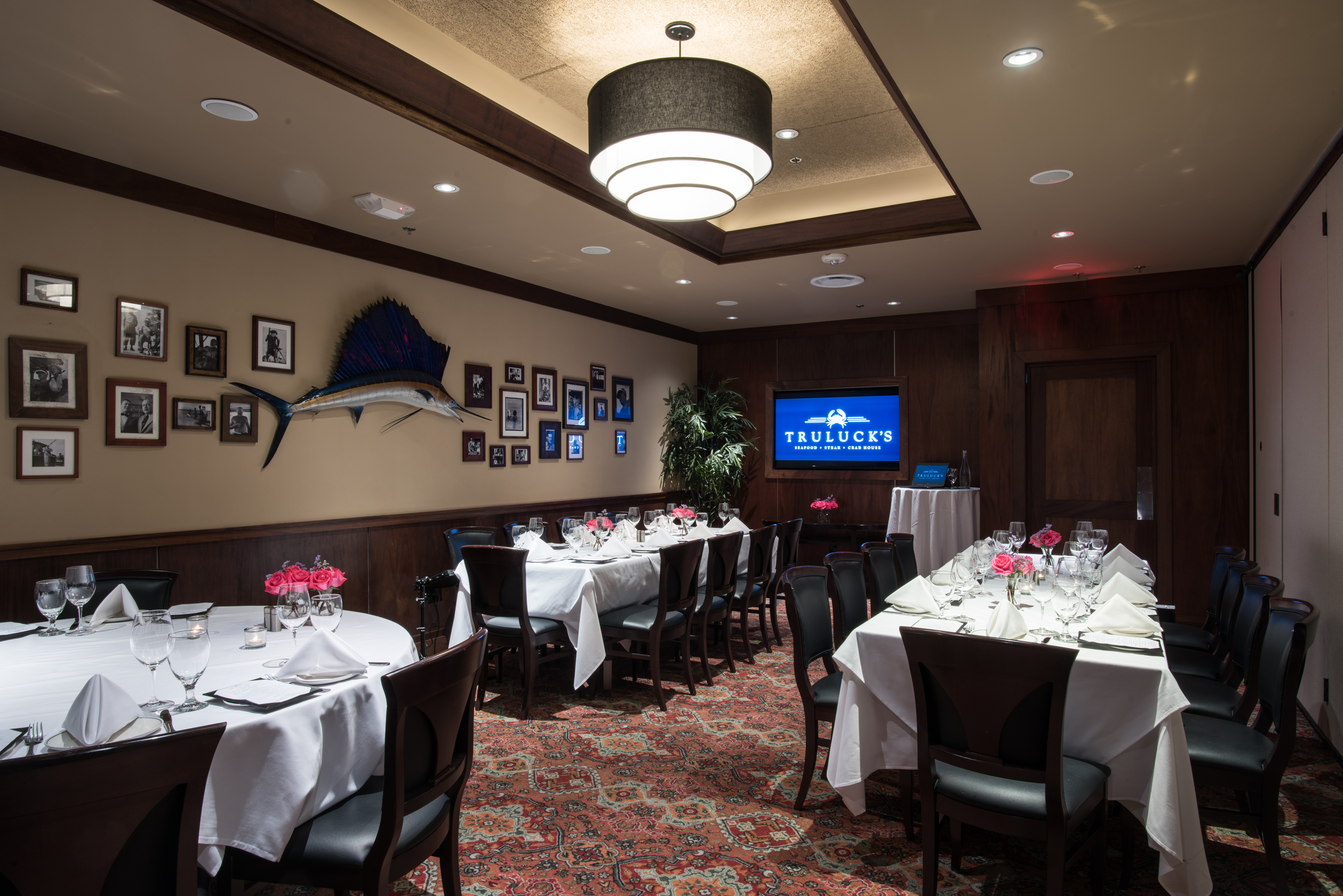 Truluck's private dining room Naples 3