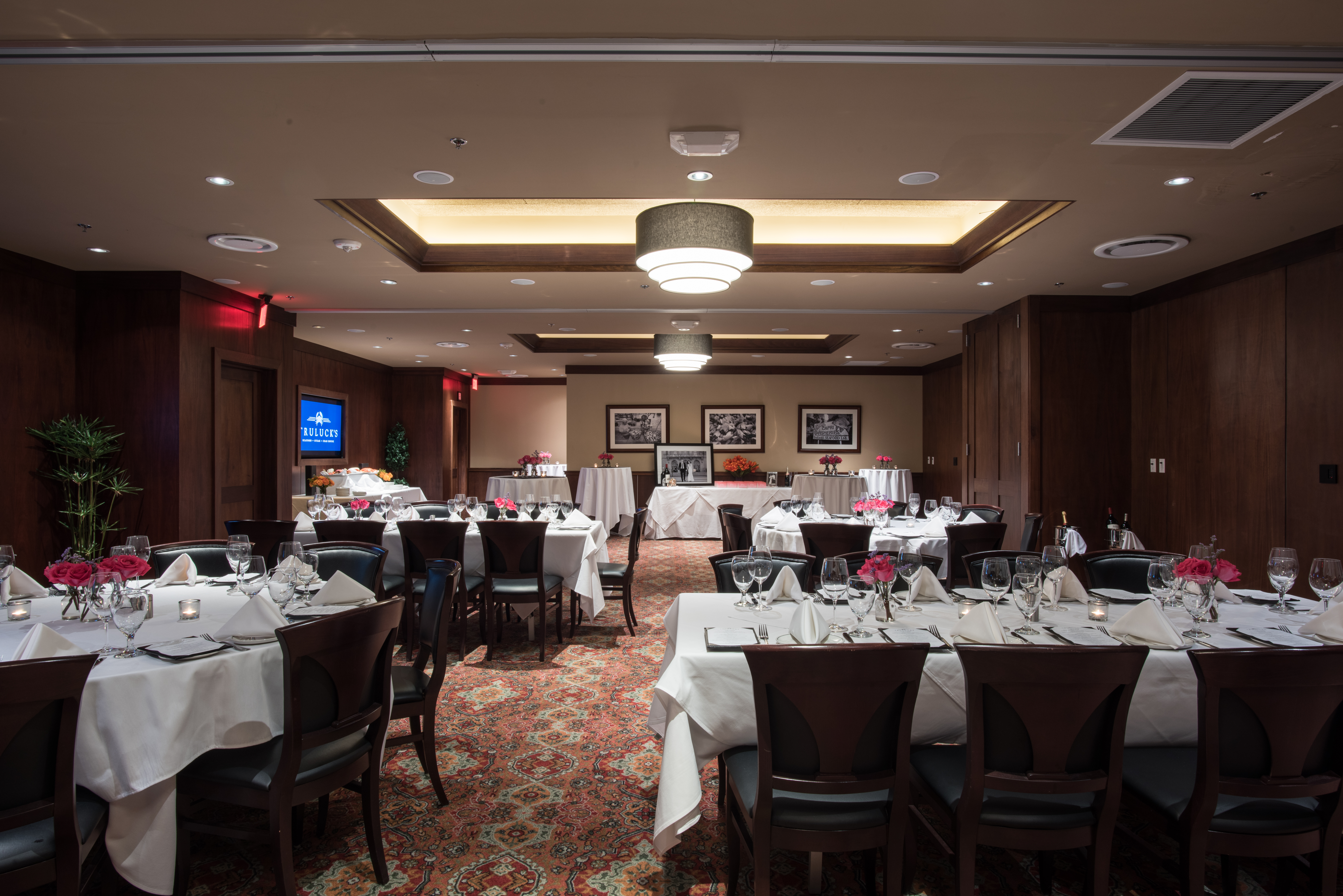 Truluck's private dining room Naples 1&2