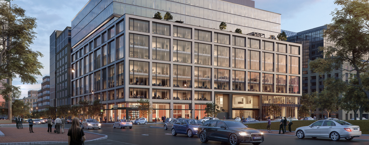 picture of Truluck's Washington, D. C. exterior building rendering