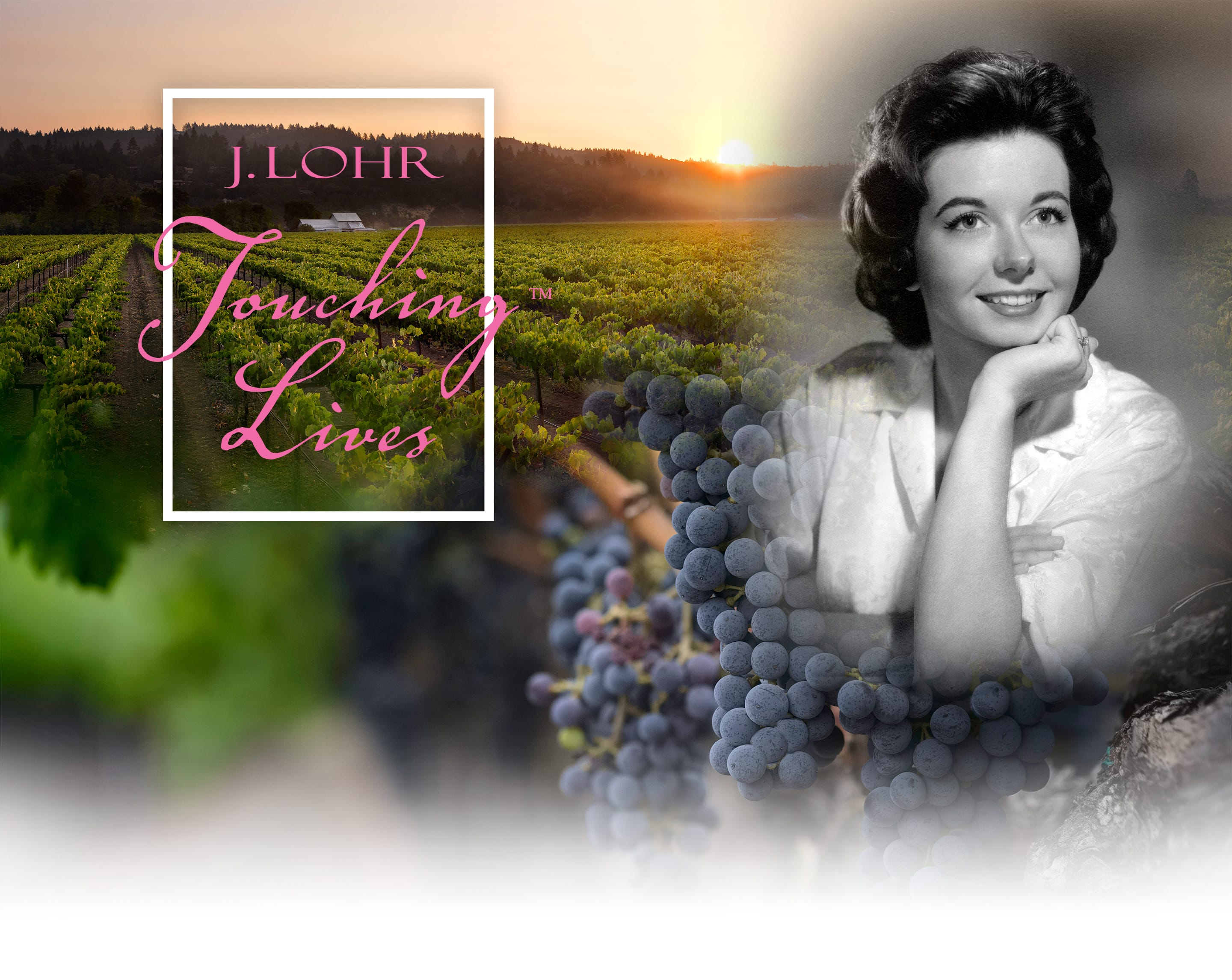 J. Lohr Touching Lives partnership with National Breast Cancer Foundation. Truluck's is donating $20 for dine-in and $10 for curbside orders to NBCF during the month of October 2020 for every bottle of J. Lohr Carol's Vineyard Cabernet Sauvignon purchased.
