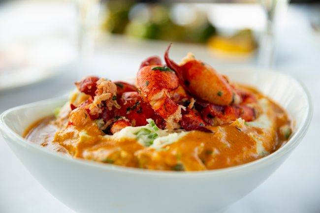 picture of Lobster Mashed Potatoes