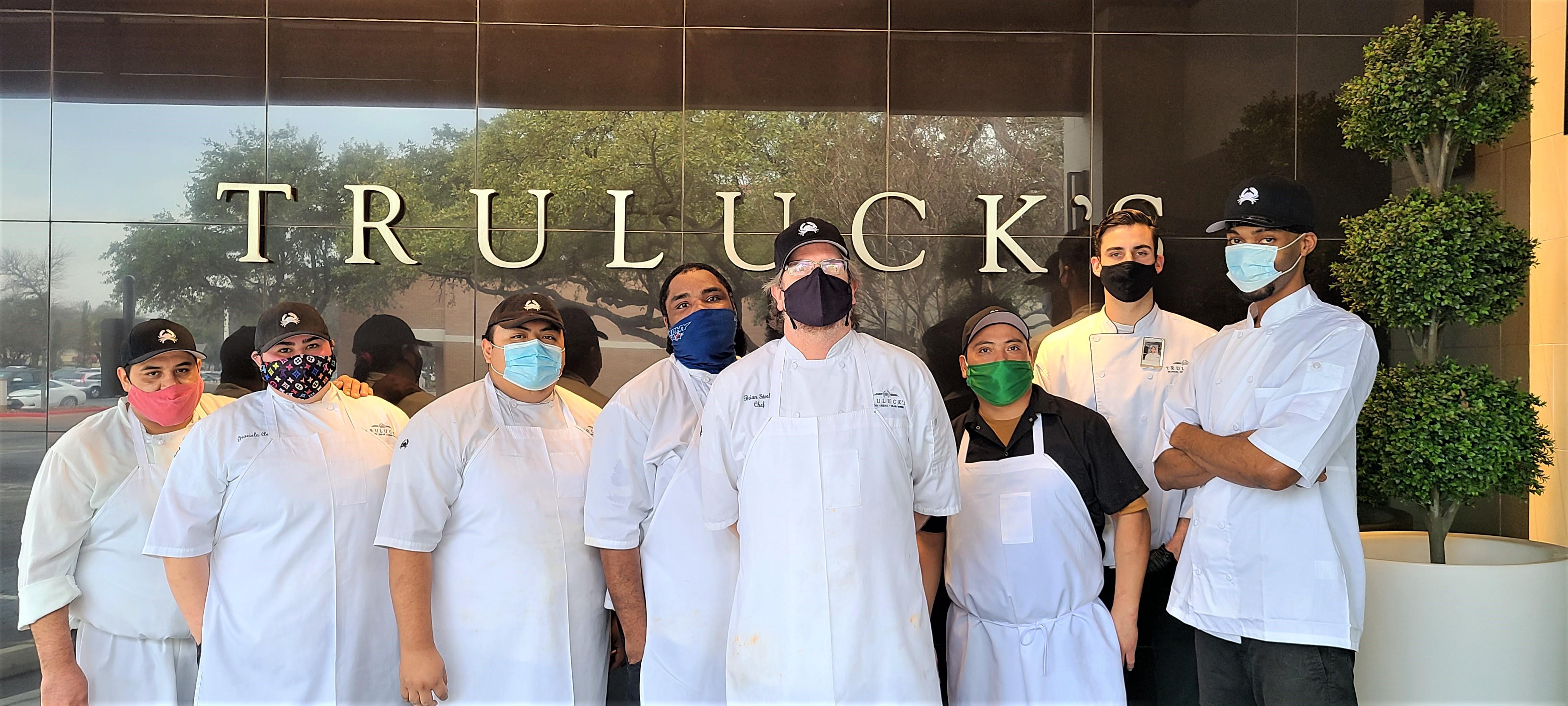 Arboretum Culinary team members