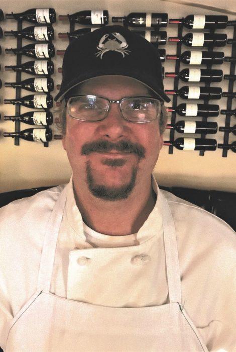 picture of Chef Brian Steele of Truluck's Austin Arboretum