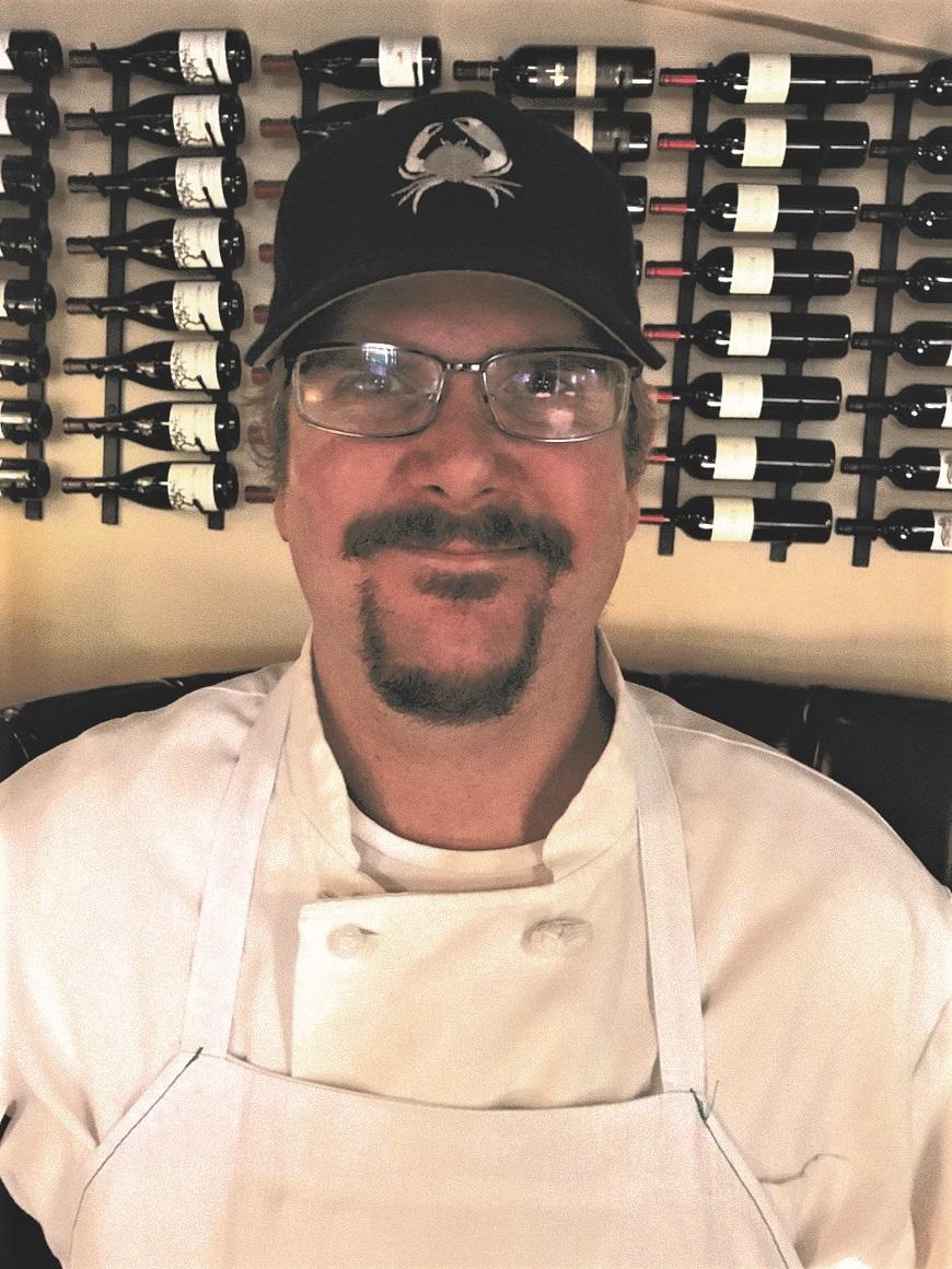Chef Brian Steele of Truluck's Austin Arboretum