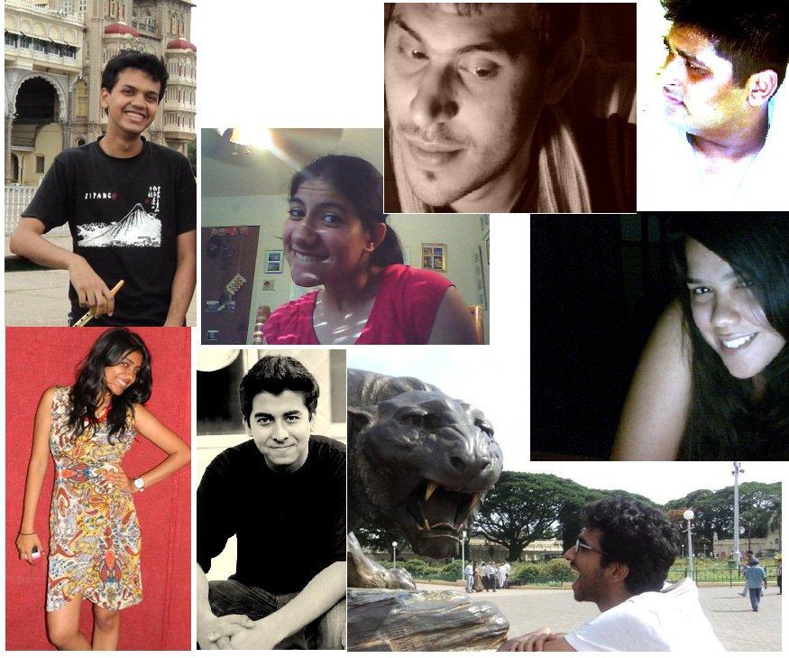 Yohan Vajifdar's best friends and wife Jasmine