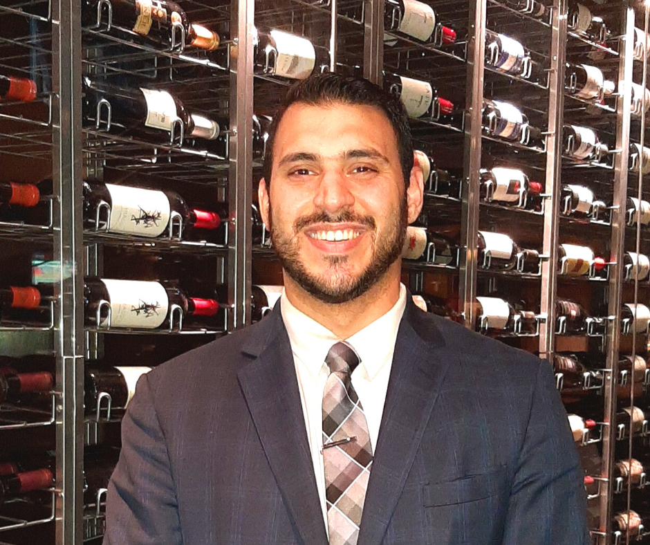 Yohan Vajifdar, Associate Manager at Truluck's Austin downtown
