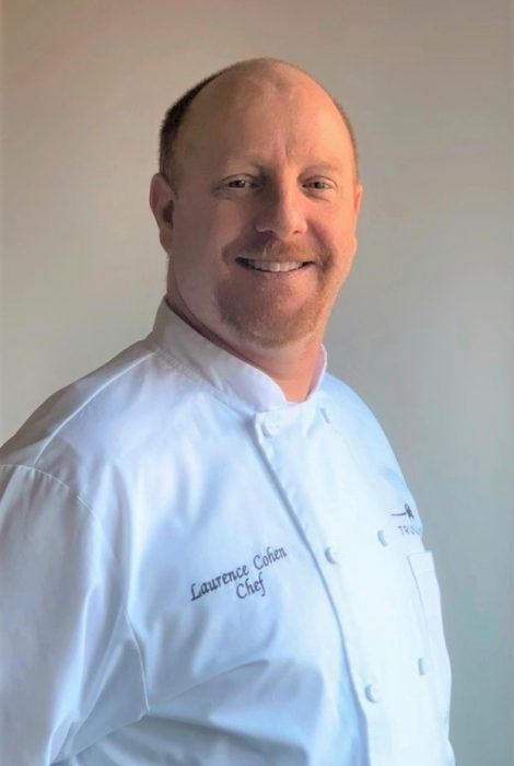picture of Chef Laurence Cohen