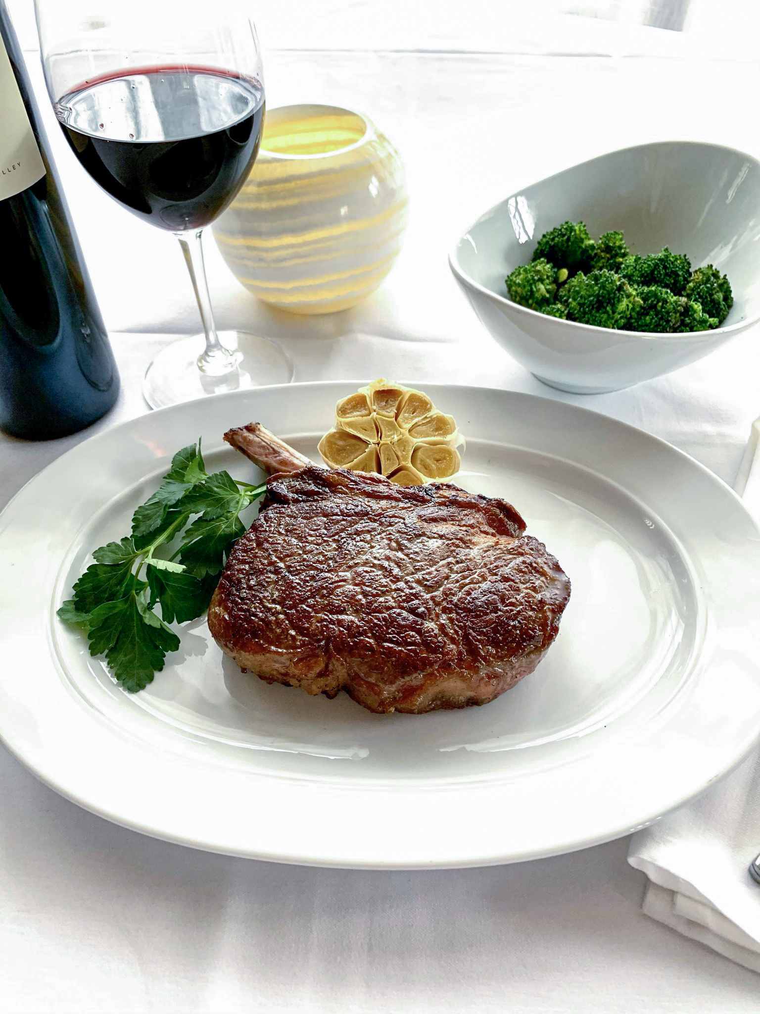picture of ribeye filet