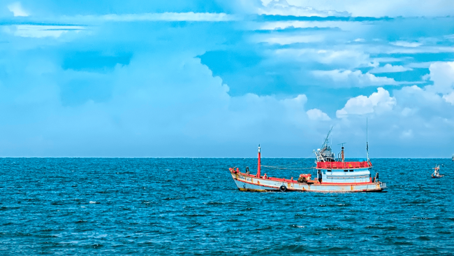 picture of fishing boat
