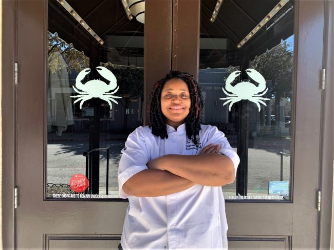 picture of Chef Paigton Wilson